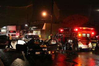 Car Accident Tonight On Abernathy Sandy Springs