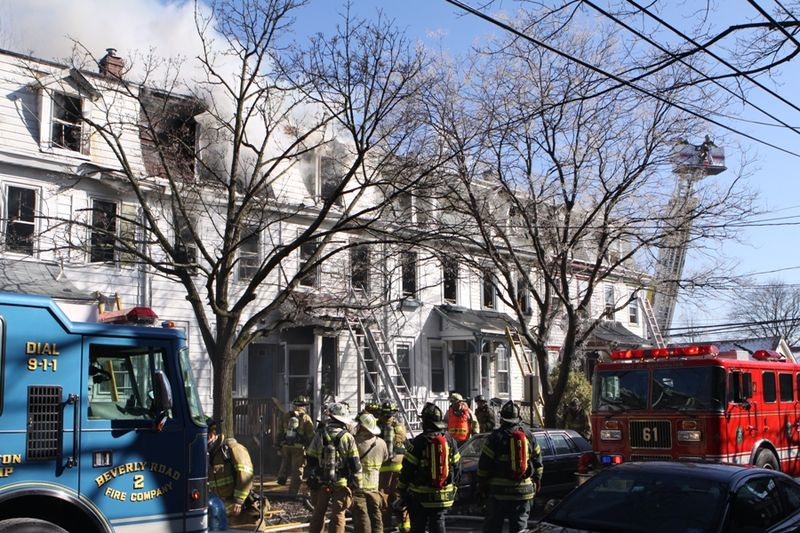 Burlington City NJ 3rd alarm 1-31-2010 213