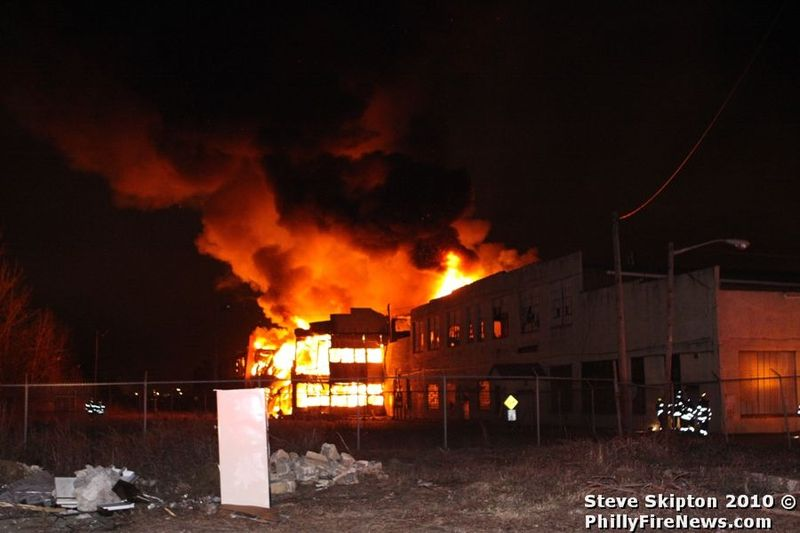 Gloucester City NJ 5th Alarm Skipton 1-24-2010 005