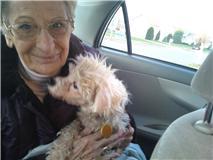 TJ and Grandmom