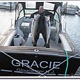 "Caught Aboard the ""Gracie"""