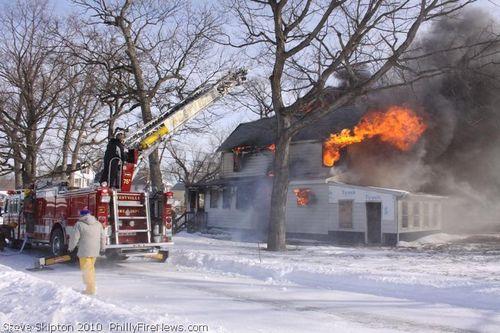 National Park Pitman Ave House Fire 12-27-2010 011