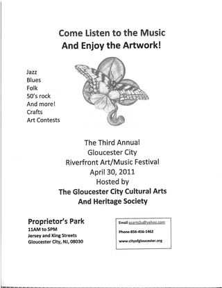 2011 Arts Flyer for Event_2