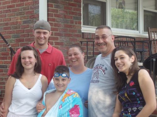 James Pacetti and Family
