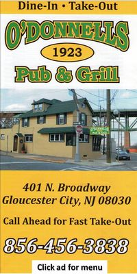O'Donnells Tower Ad