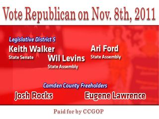 Vote Republican Nov 8th