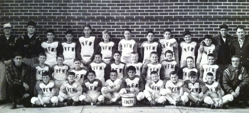 Photo Colts Football team