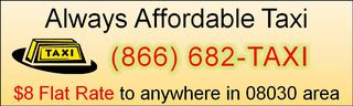 Always affordable taxi