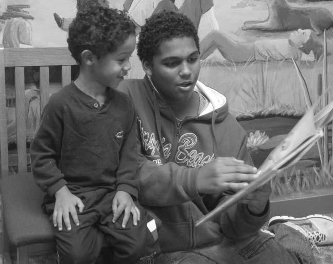 Book buddies 3  - 03-08-12