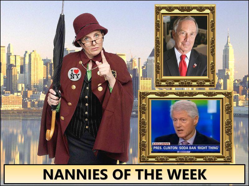 Nannies of the Week