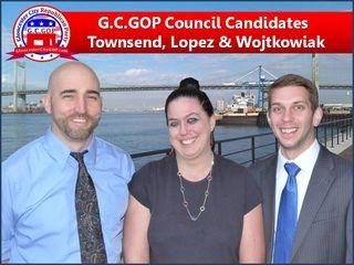 GCGOP Council Candidates