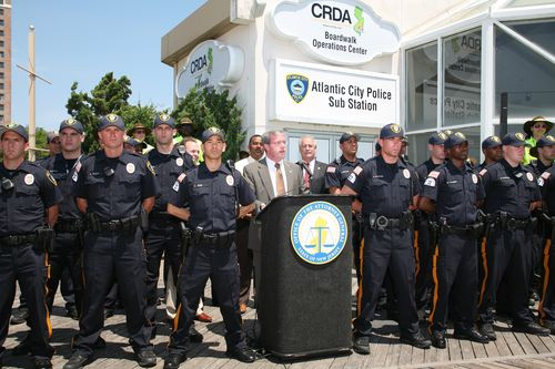 Police Convention In Atlantic City
