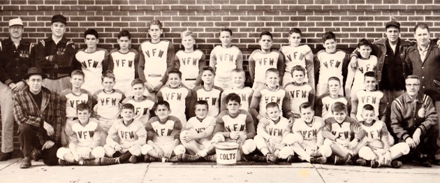 VFW Colts 1957