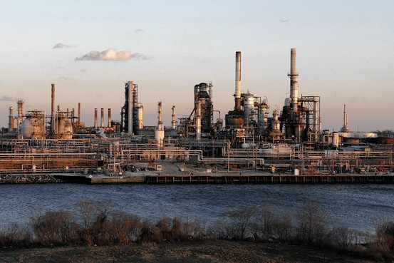 Philly Refinery