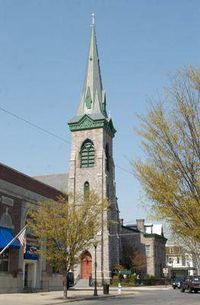 Saint Mary's RC Church
