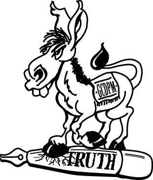 Donkey vs pen