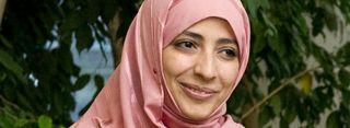 Karman Yemen Nobel Winner