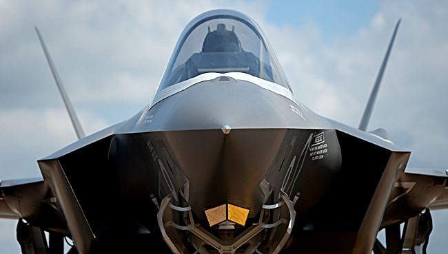 F-35-Model