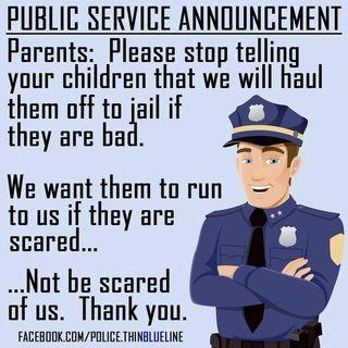 Kids Public Announcement
