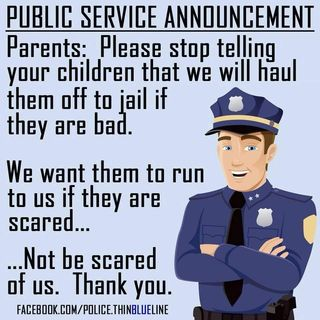 Kids Public Announcement