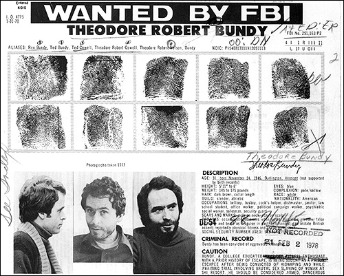 Serial Killers Part 3 Ted Bundy S Campaign Of Terror