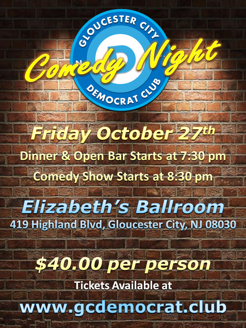 Comedy Club Poster