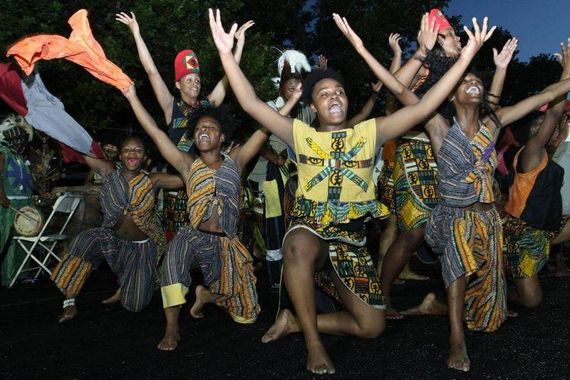 African Dance&Drum - 06-27-14