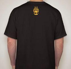 K-9 shirt (rear)