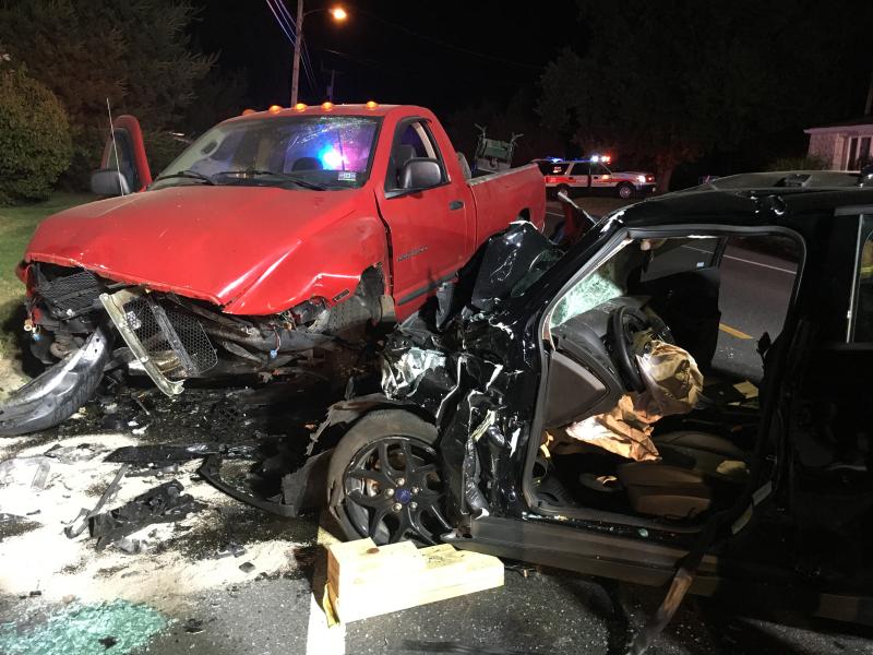 Cedar Brook Road Crash