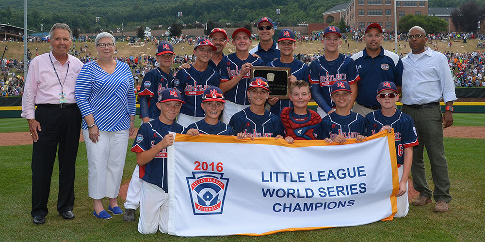 Image result for new york wins 2016 llws