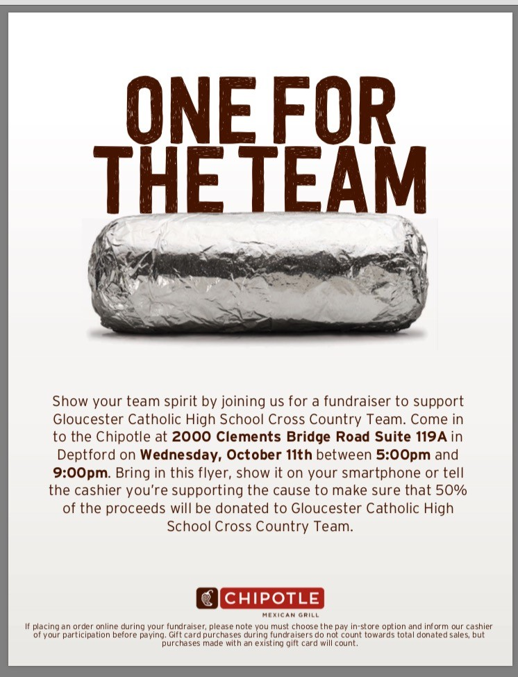 Chipotlefundraiser