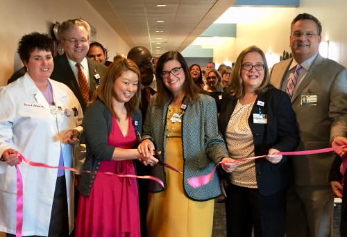 Breast Center Grand Opening