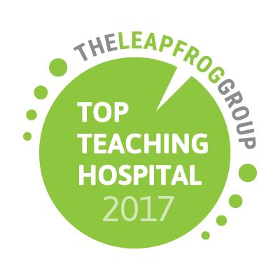 Leapfrog Top Teaching Hospital