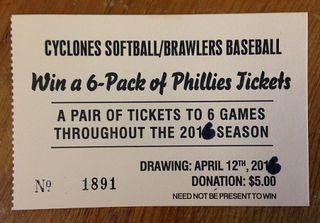 Ticket fraud