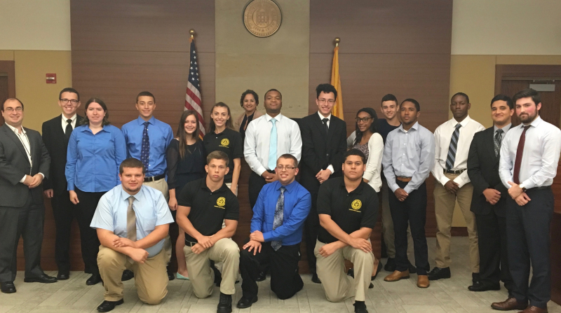 GLOUCESTER COUNTY PROSECUTOR OFFICE SUMMER INTERNS TRY A