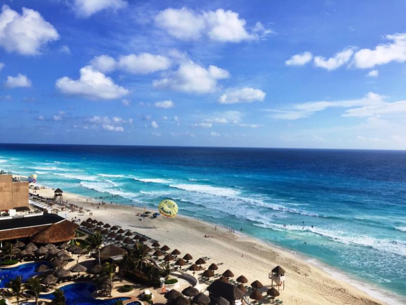 Beach View CancunPENSIERO