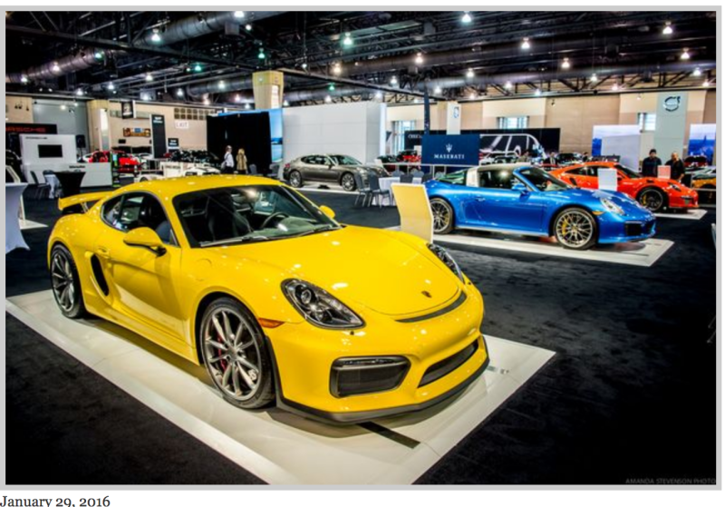 Philadelphia Auto Show Jan Through Feb CNBNEWSNET - Philadelphia car show 2018