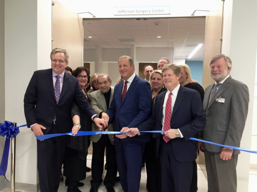 Surgery Center Ribbon Cutting