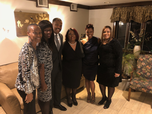 NAACP Black & White Awards Dinner 2018