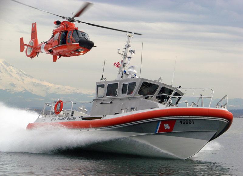 Cg heli and boat