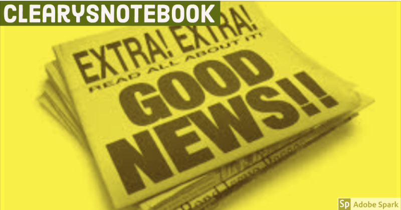 Good news 1