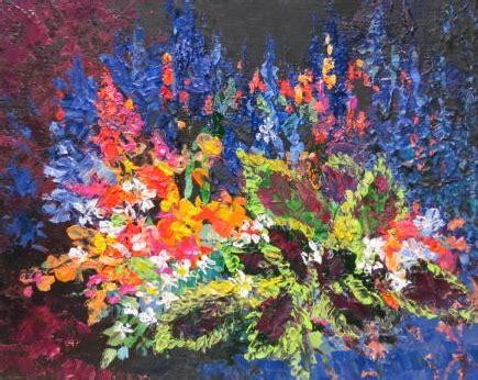 Woodstock Coleus by Carol Keene
