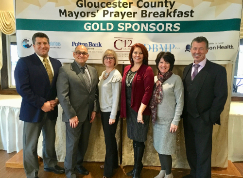 GC Mayors Prayer Breakfast
