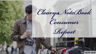 Consumer report 1