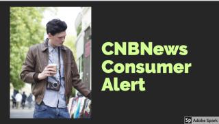 Consumer alert 4