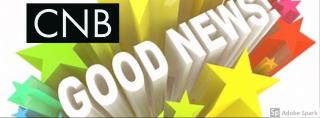 CNB good news