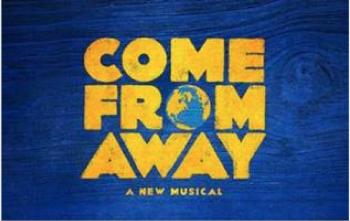 "BROADWAY'S TONY AWARD®-WINNING ""MUST-SEE MUSICAL"" (NPR)IS ON"