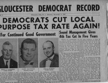 Jpeg of dems newspaper