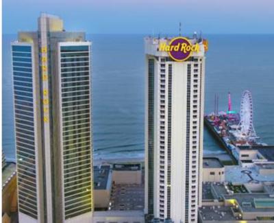 The Rock N Roll Marathon Series And Hard Rock Hotel Casino