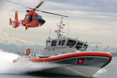 Coast-guard-boat-helicopter-port-angeles